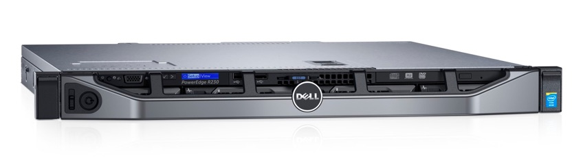 Rack Server Dell PowerEdge R230